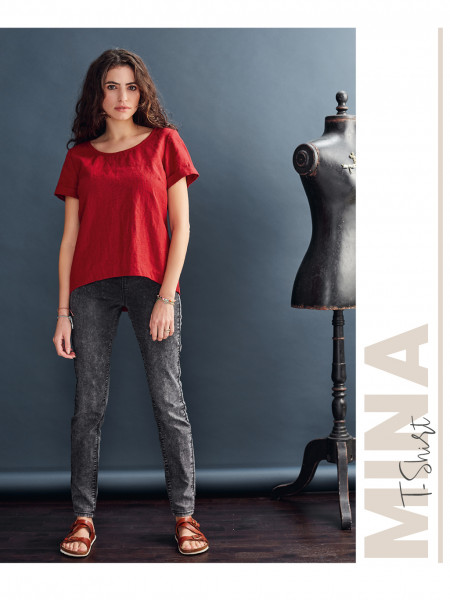 T-Shirt Mina (nur Pattarina-Schnitt)