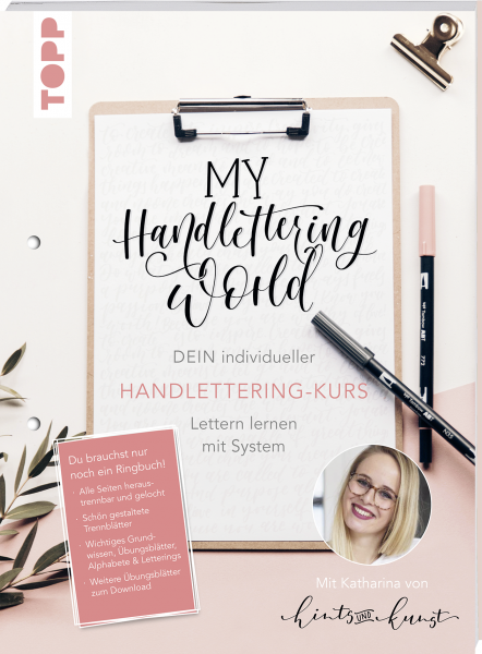 My Handlettering World: Dein individueller Handlettering-Kurs