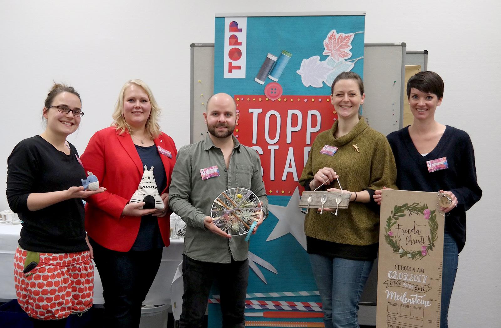 TOPP Star Award 2019 - die Finalisten