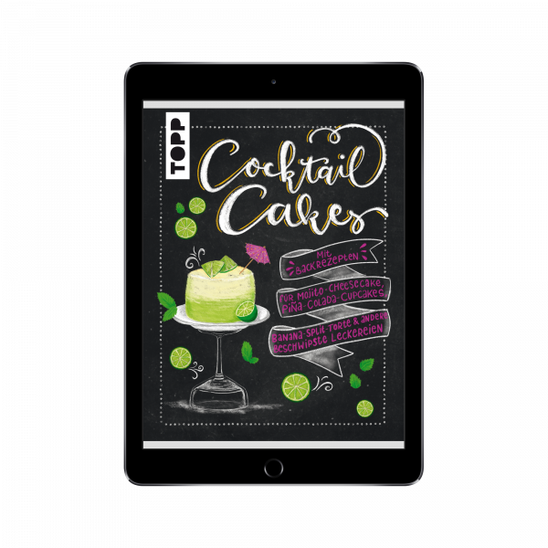 Cocktail Cakes (eBook)