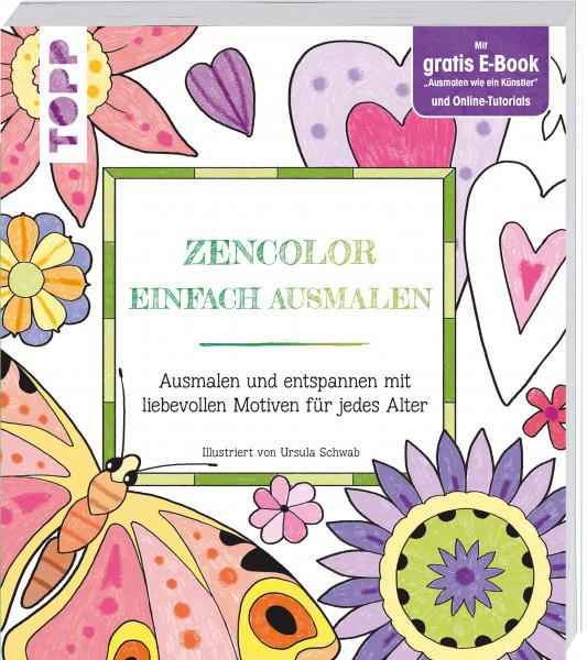 Zencolor Einfach ausmalen