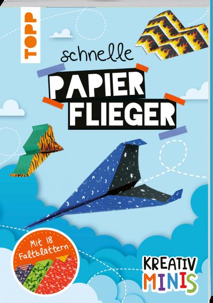 Kreativ Minis Schnelle Papierflieger