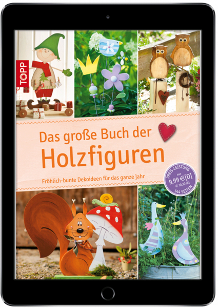 Das große Buch der Holzfiguren (eBook)