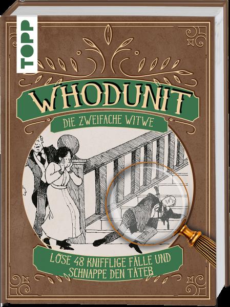 Whodunit - Die zweifache Witwe