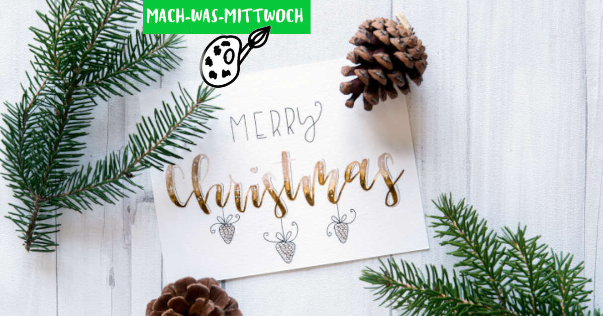 Weihnachtskarte-Handlettering-Header