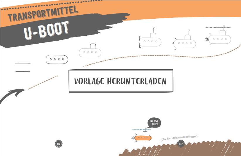anleitung-kunst-in-einer-minute-zeichnen-u-boot