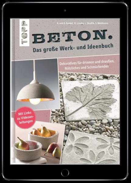 Beton. Das große Werk- und Ideenbuch (eBook)