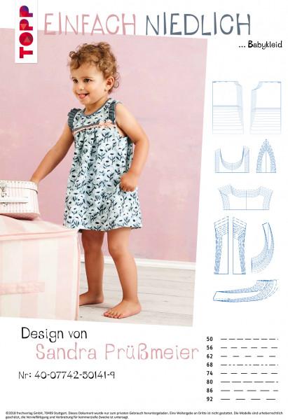 Babykleid - Einfach niedlich (nur Schnittmuster, ohne Anleitung)