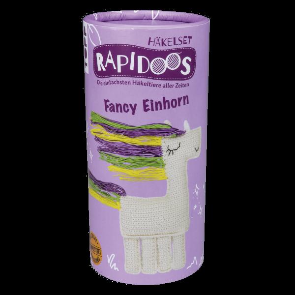 Rapidoos Häkelset Fancy Einhorn