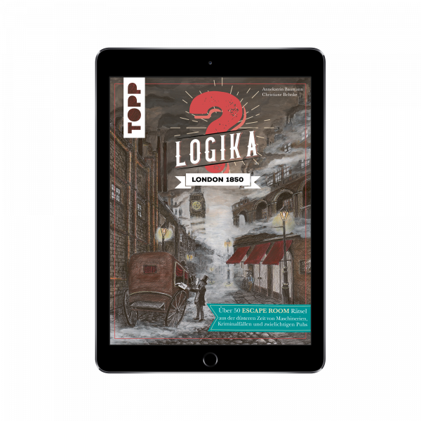 Logika – London 1850 (eBook)