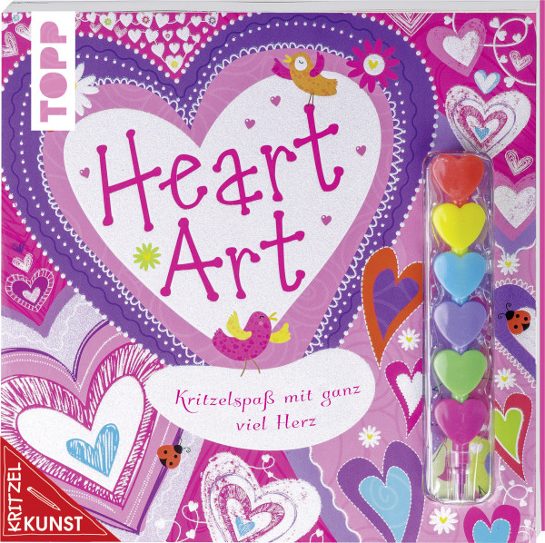 KritzelKunst: Heart Art