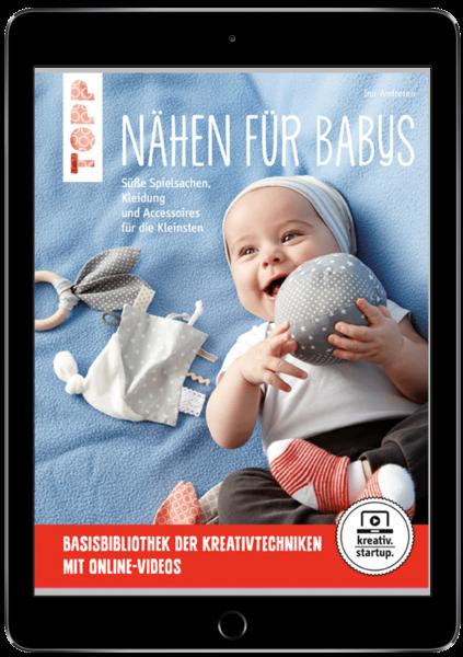 Nähen für Babys (eBook)