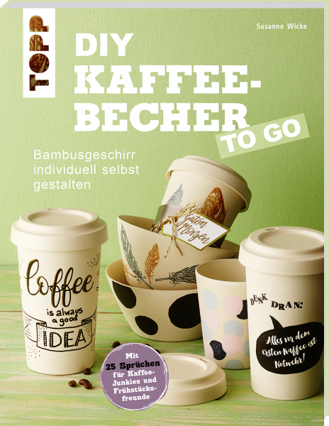 DIY Kaffeebecher to go