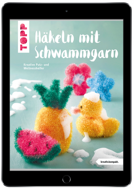 Häkeln mit Schwammgarn (eBook)