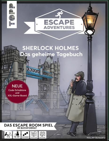 Escape Adventures – Sherlock Holmes: Das geheime Tagebuch