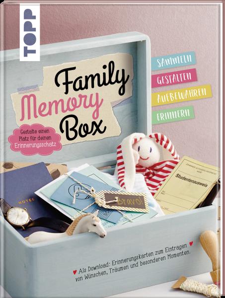 Family Memory Box: Gestalte einen Platz für deinen Erinnerungsschatz
