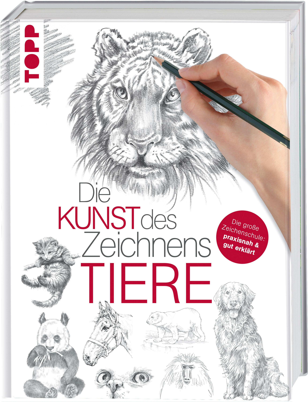 Die Kunst Des Zeichnens Tiere Zeichnen Topp Kreativ De