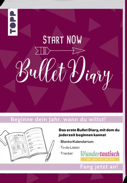 START NOW - Bullet Diary
