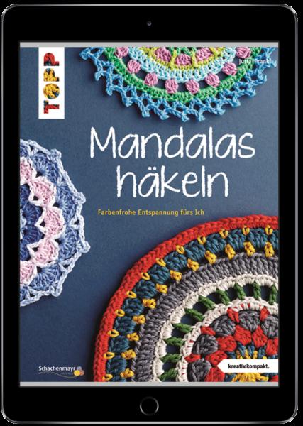 Mandalas häkeln (eBook)