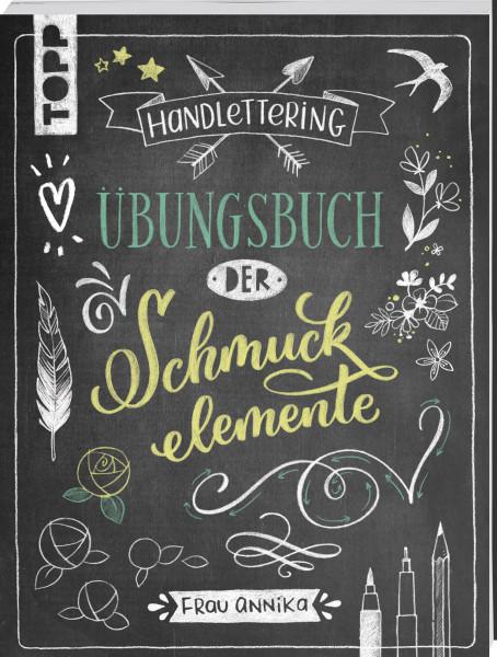 Handlettering. Übungsbuch der Schmuckelemente - Übungsbuch