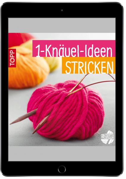 1-Knäuel-Ideen stricken (eBook)