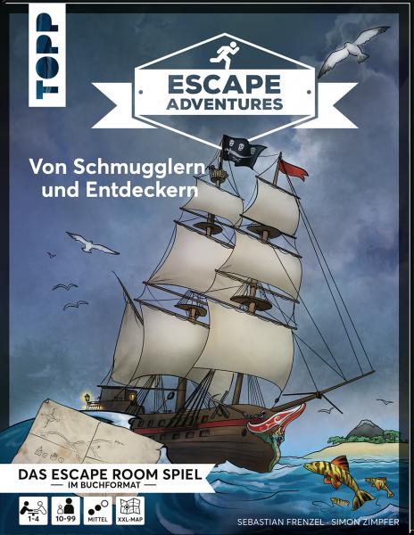 Escape Adventures – Von Schmugglern und Entdeckern
