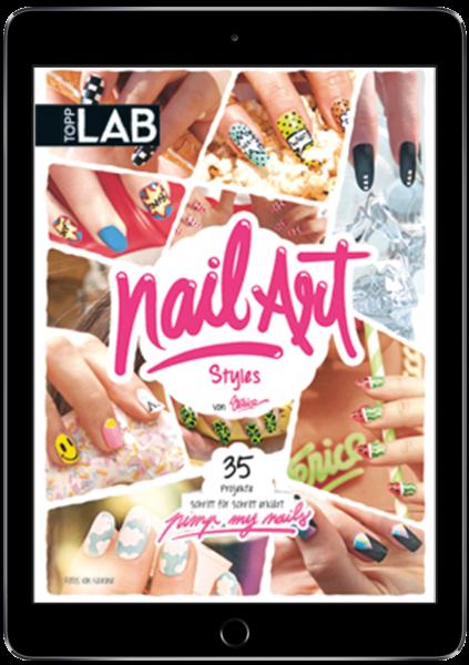 Nail Art Styles (eBook)