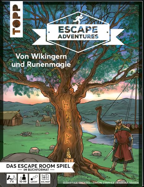 Escape Adventures – Von Wikingern und Runenmagie