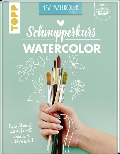 Schnupperkurs - Watercolor