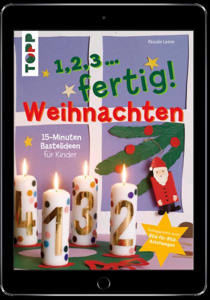 1,2,3, fertig ...Weihnachten (eBook)