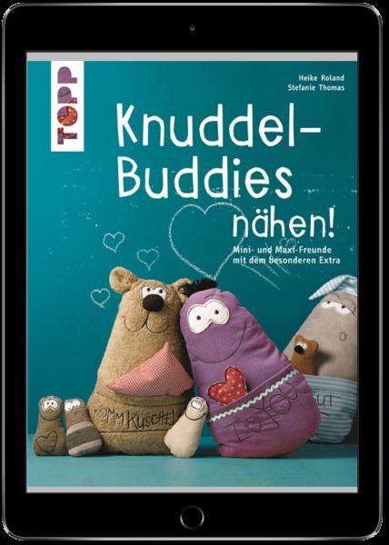 Knuddel-Buddies nähen! (eBook)