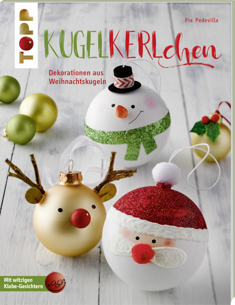 Kugelkerlchen zu Weihnachten (kreativ.kompakt.)