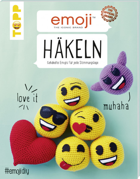 Emoji Häkeln