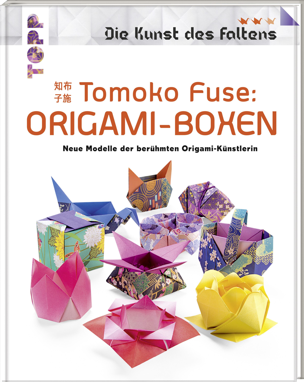 Tomoko Fuse Origami Boxen Die Kunst Des Faltens