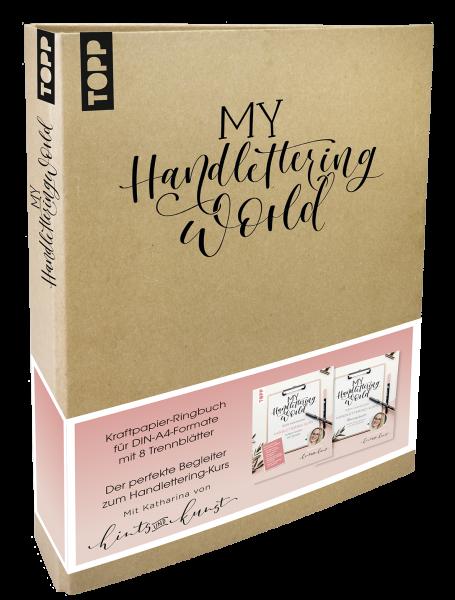 My Handlettering World Ringbuch DIN A4