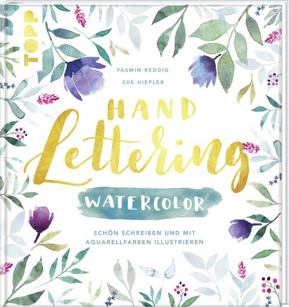Handlettering Watercolor