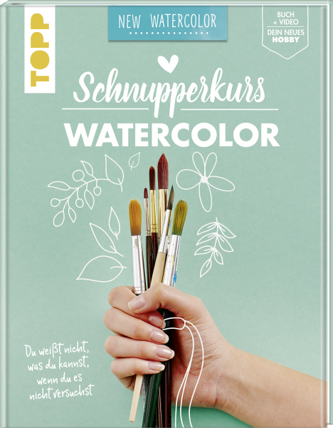 Schnupperkurs - Watercolor
