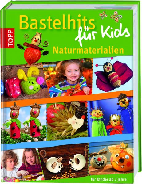 Bastelhits für Kids Naturmaterialien