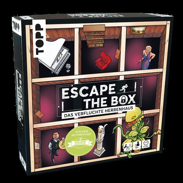 Escape The Box - Das verfluchte Herrenhaus