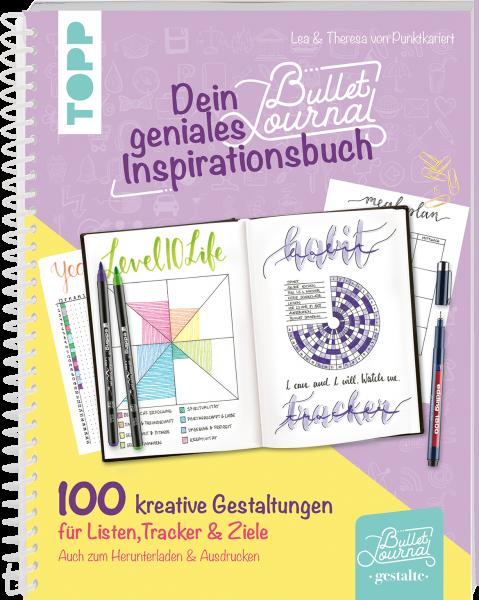 Dein geniales Bullet-Journal-Inspirationsbuch