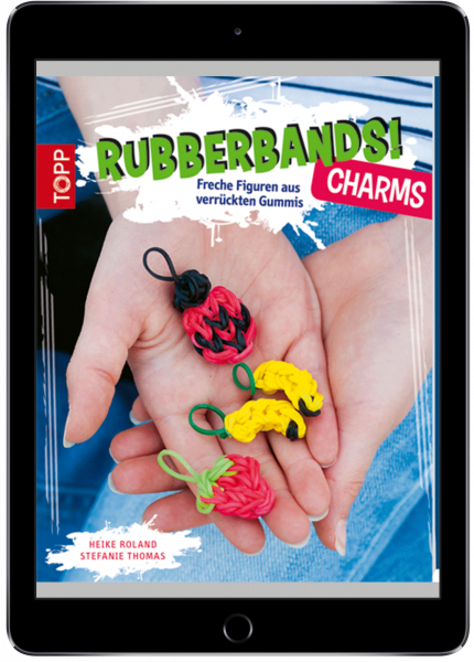 Rubberbands! Charms (eBook)