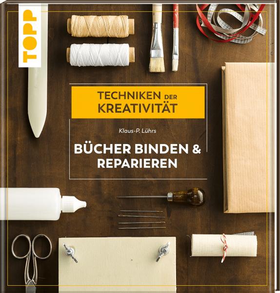 Bücher binden und reparieren