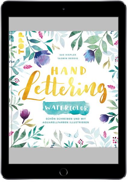 Handlettering Watercolor (eBook)