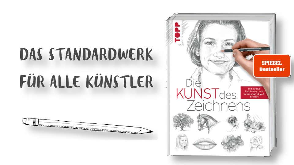 Kunst des Zeichnens Standardwerk