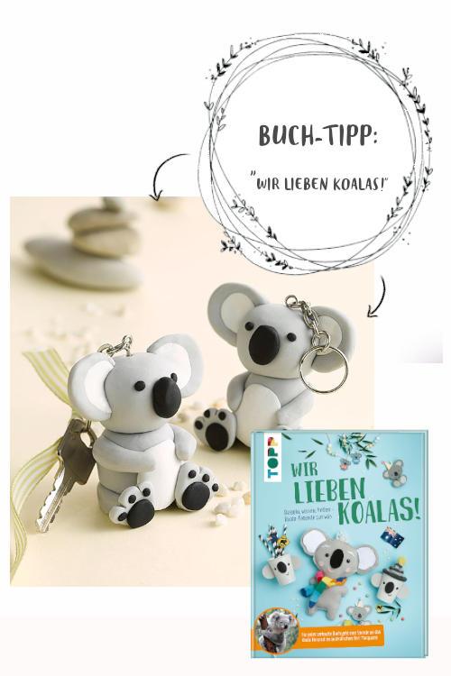 Koala basteln Buchtipp von TOPP