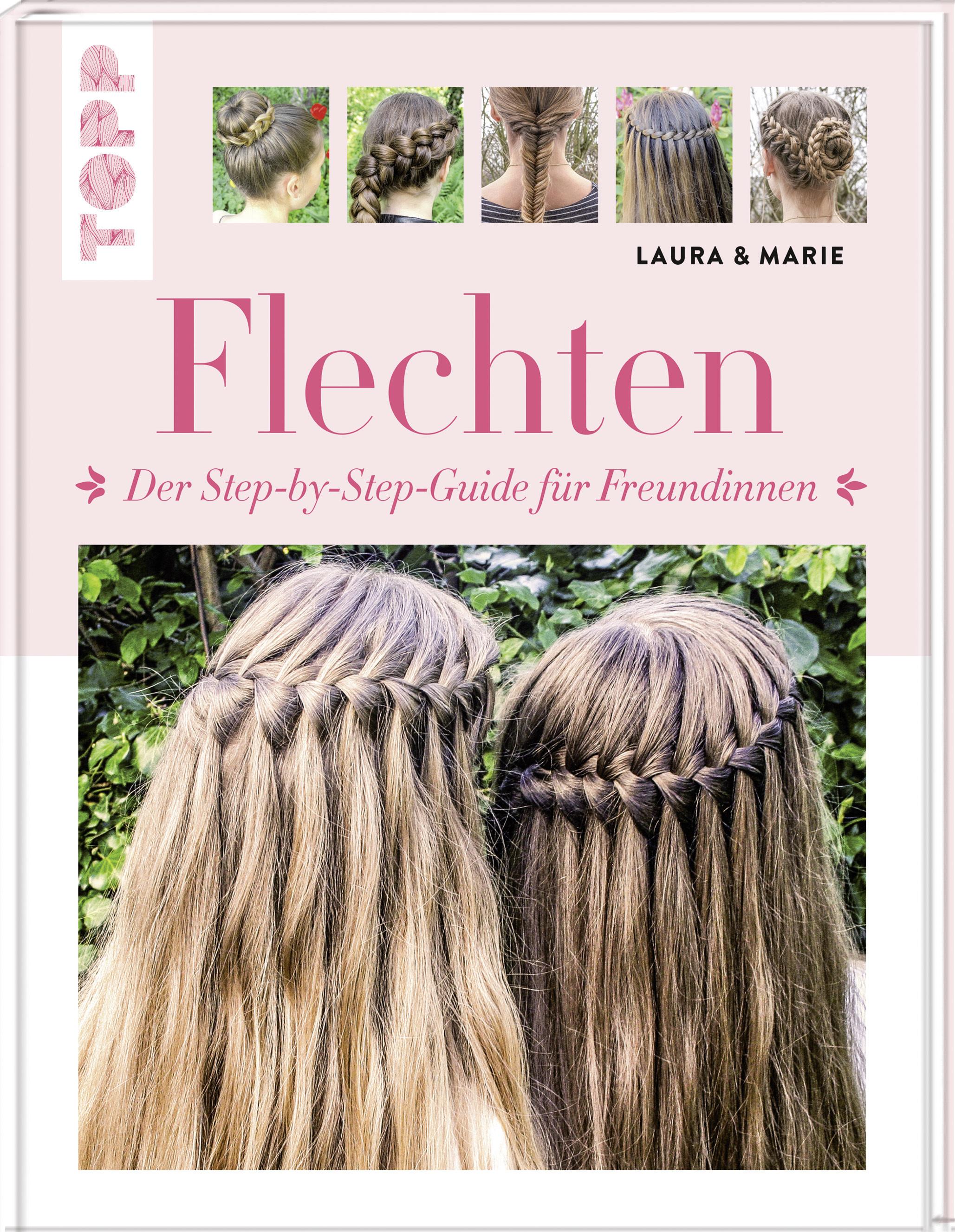 Haare Flechten Flechtfrisuren Anleitung Buch Von Topp