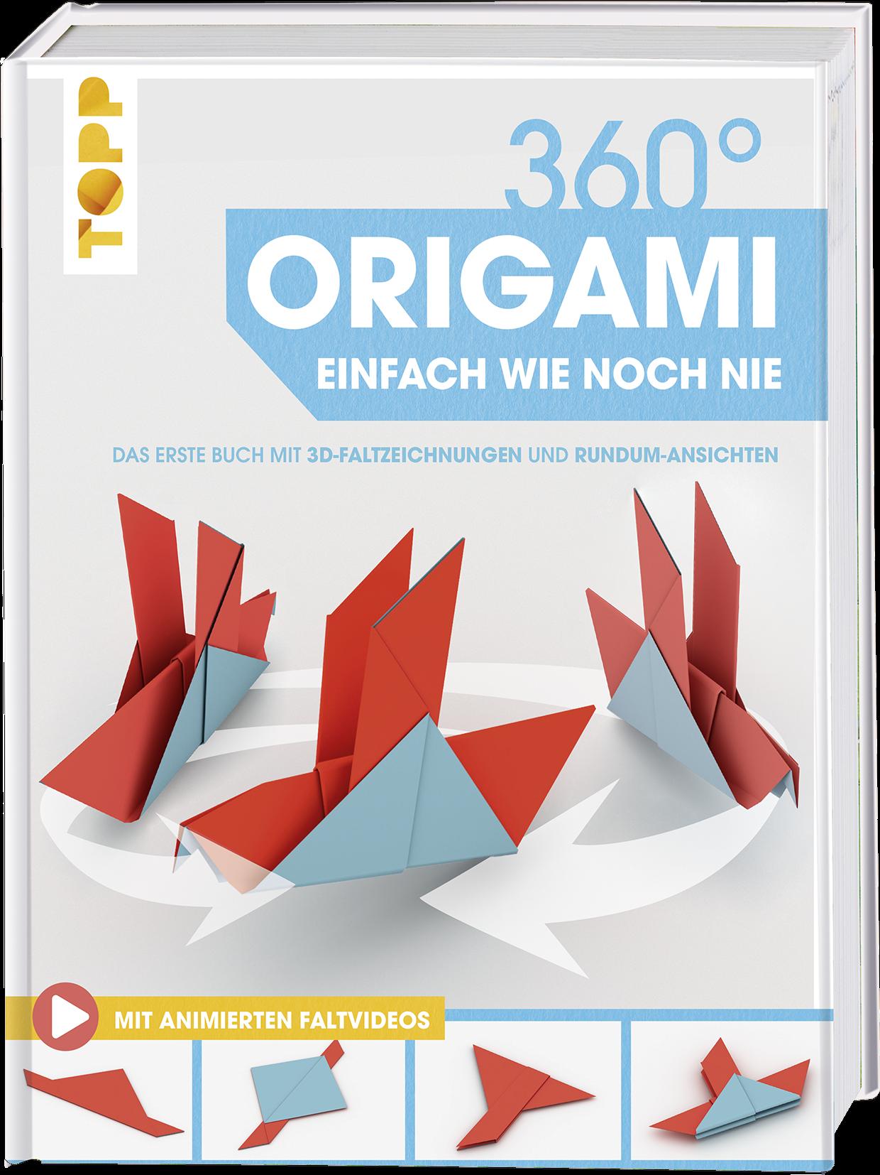 360 Origami Einfach Wie Noch Nie