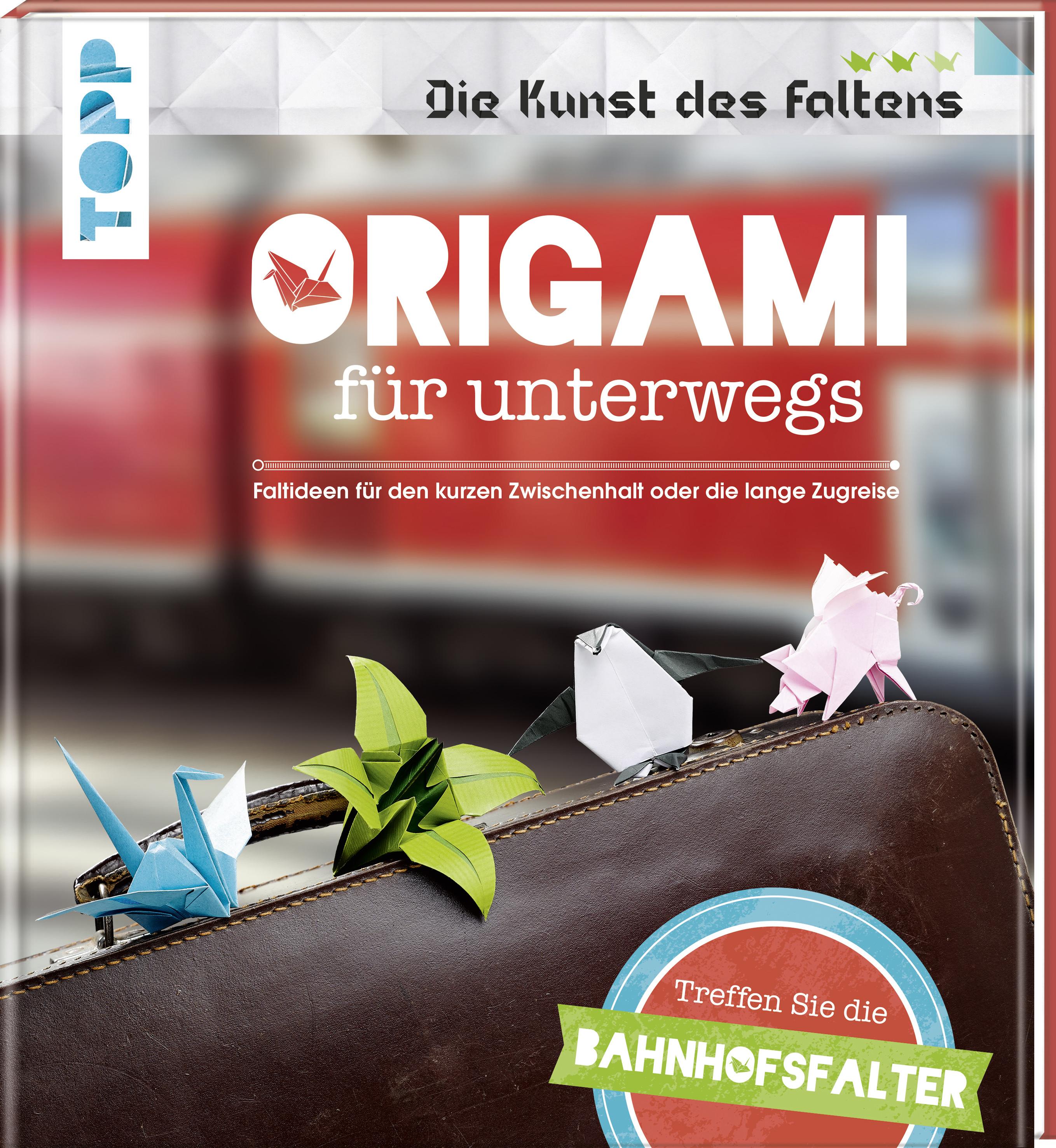 Origami Fur Unterwegs Die Kunst Des Faltens