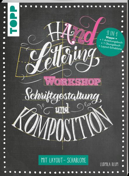 Handlettering Workshop Schriftgestaltung und Komposition