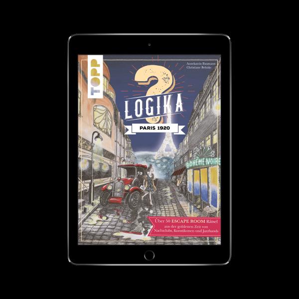 Logika – Paris 1920 (eBook)